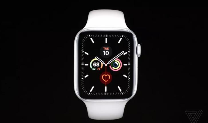 Apple Watch 5 tanıtıldı! Yeni ne var? Fiyat ne?