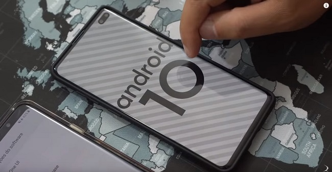 Galaxy S10 Android 10 güncellemesine bir adım daha yaklaşıldı