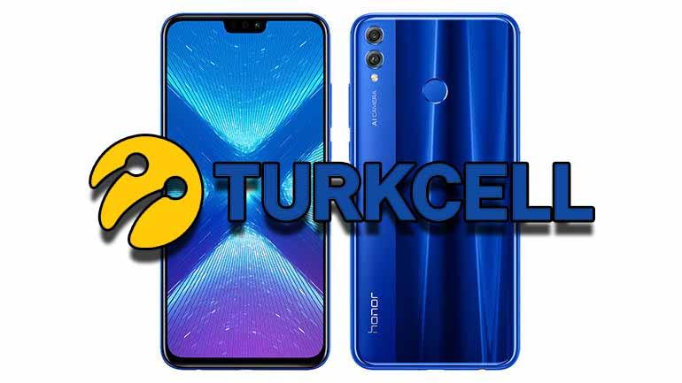 Honor 8X Turkcell mağazalarında satışta!