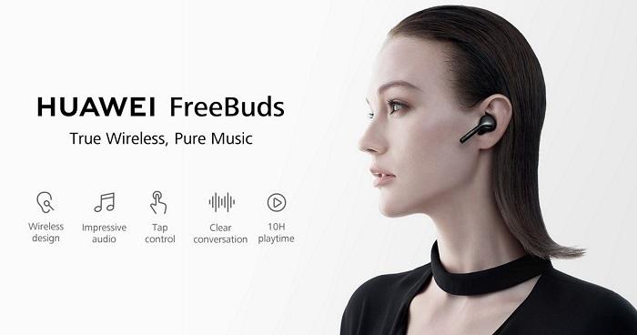 Yenilenmiş Huawei FreeBuds kulaklıklar ortaya çıktı