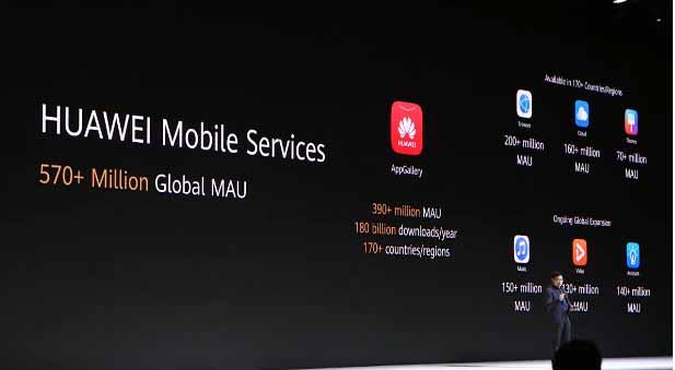 Huawei Google olmadan nasıl ilerleyecek açıkladı!