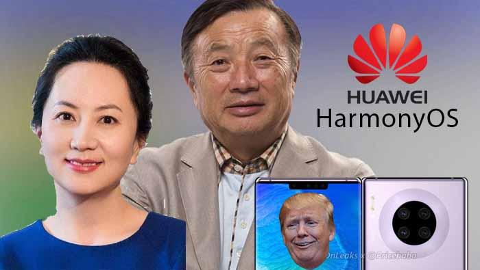Huawei'nin ipi çekildi! Şimdi ne olacak?