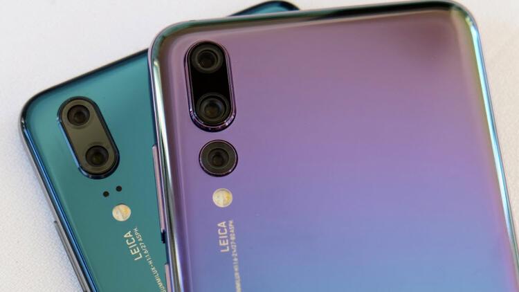 Ve nihayet Huawei P20 Pro Android 10 güncellemesini…