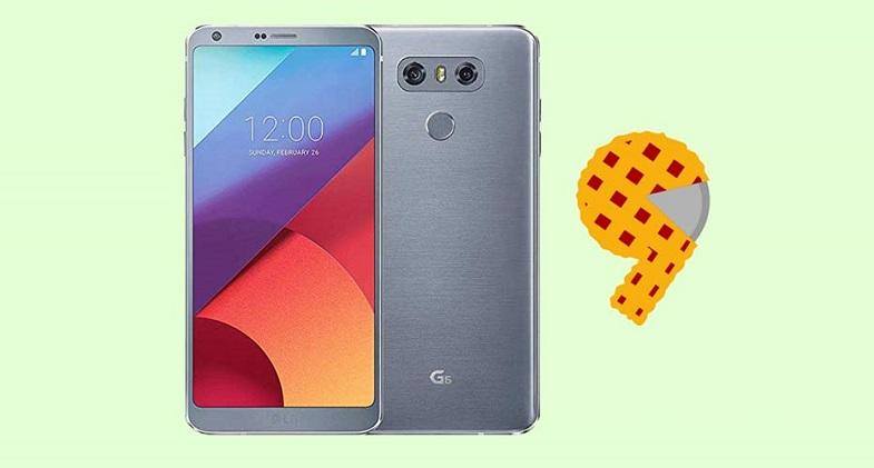 LG G6 Android 9 Pie güncellemesi yayınlandı!