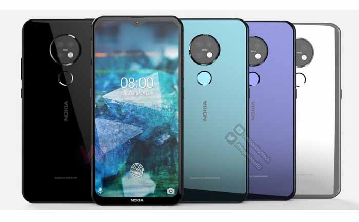 Nokia 7.2 render videosu ile karşımızda! Böyle güzelll…