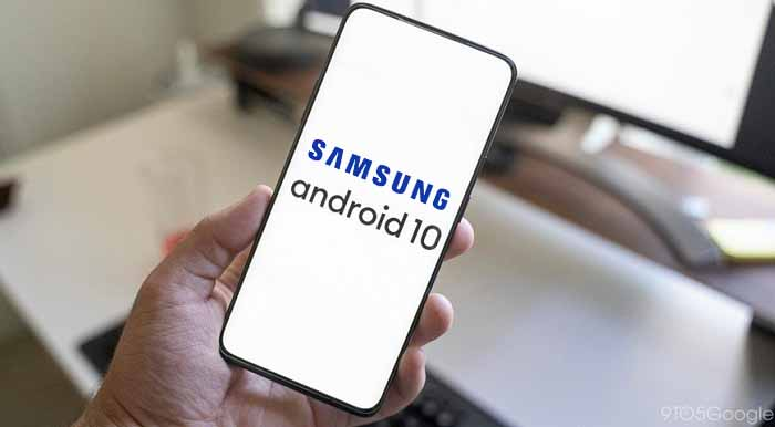 Samsung Android 10 ile uygulama animasyonlarını değiştiriyor
