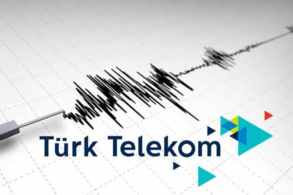 Türk Telekom deprem sonrası için bedava internet verdi! Hey Allah'ım