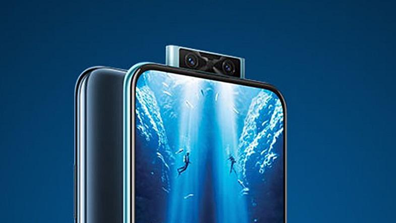 Vivo V17 Pro tasarımı ve dört kamerasıyla göz dolduruyor
