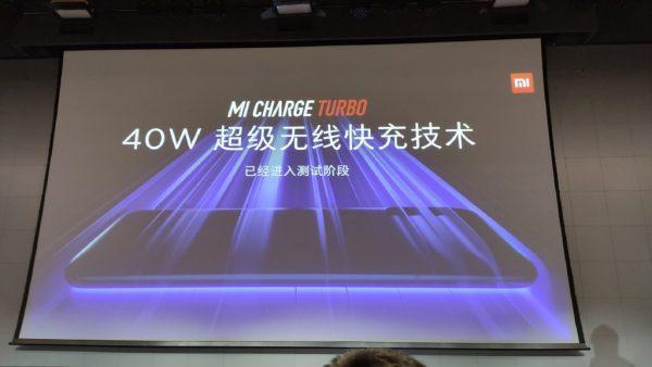 30W yetmez! Xiaomi 40W kablosuz şarj geliştiriyor!