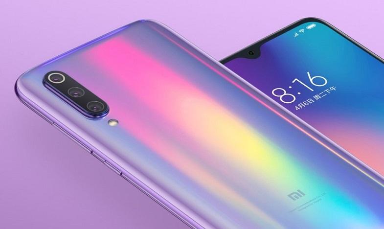 Xiaomi Mi 9 yeni bir güncelleme almaya başladı