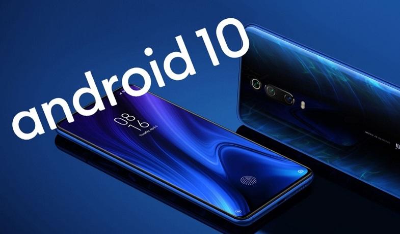 Xiaomi Mi 9T Android 10 güncellemesi için tarih verildi