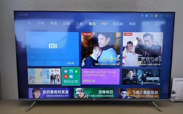Xiaomi Mi TV Pro çözünürlük tarafında hayal kırdı!