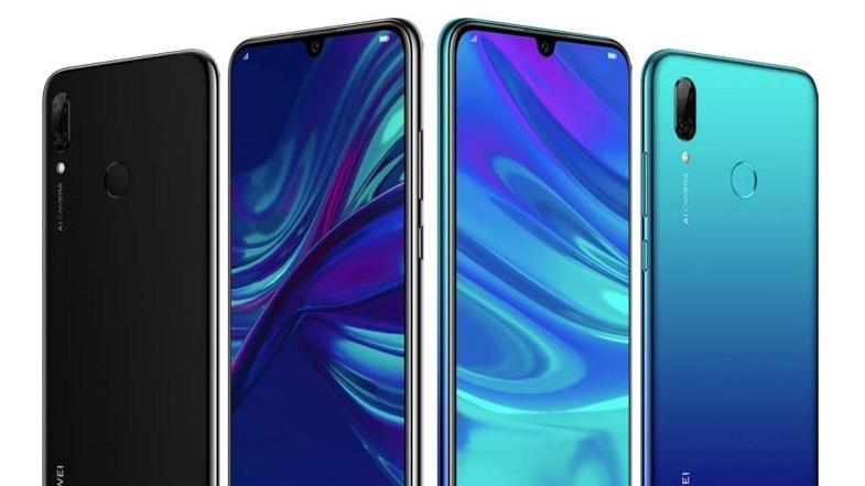 Huawei P Smart 2019 yeni bir güncelleme alıyor