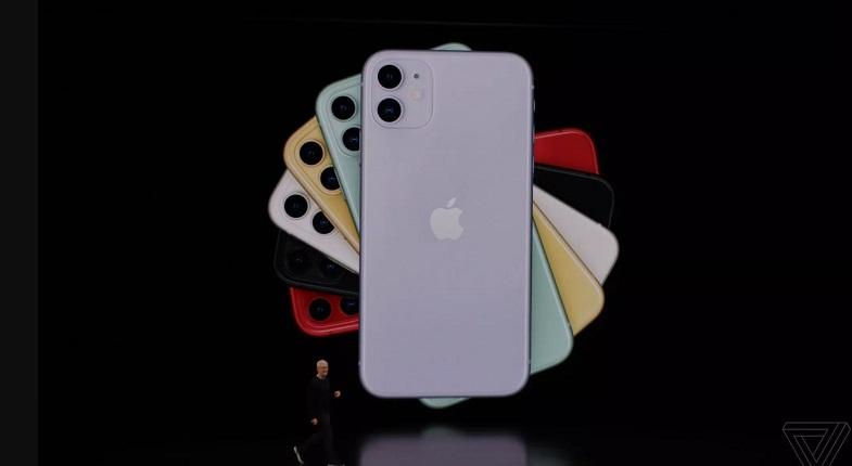 iPhone 11 tanıtıldı! Hoş geldin çift kamera