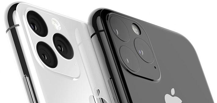 3 kameralı iPhone 11 Pro karşımızda! İlk Pro iPhone geldi