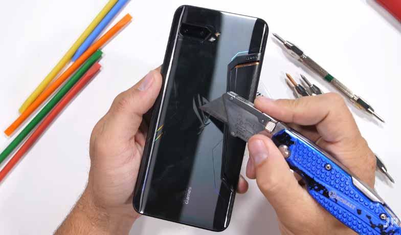 Asus ROG Phone 2 ne kadar sağlam? Ya da değil?