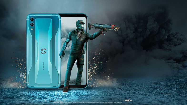 Xiaomi Black Shark 2 Pro Avrupa'ya geldi! Fiyat bu defa biraz fazla