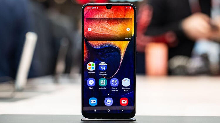 Samsung Galaxy A50 kullanıcılarına müjde!