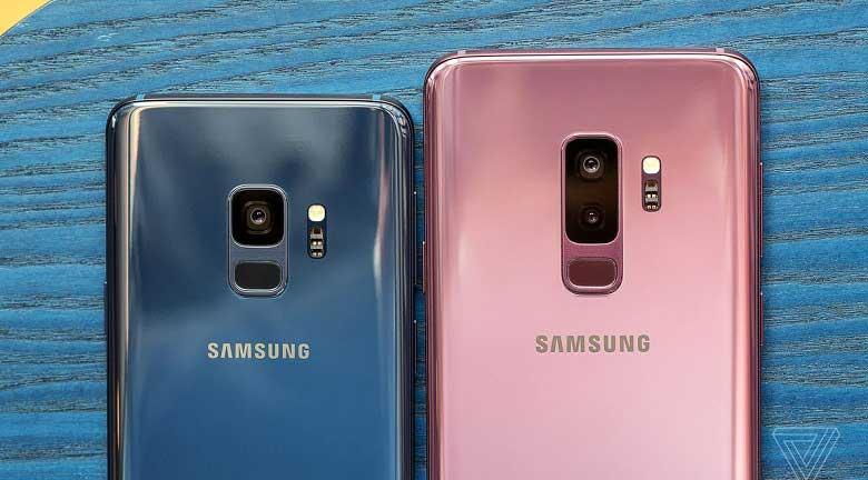Samsung Galaxy S9 Plus güncellemelere doymuyor!