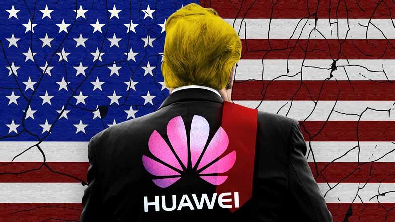 Huawei Amerika 5G