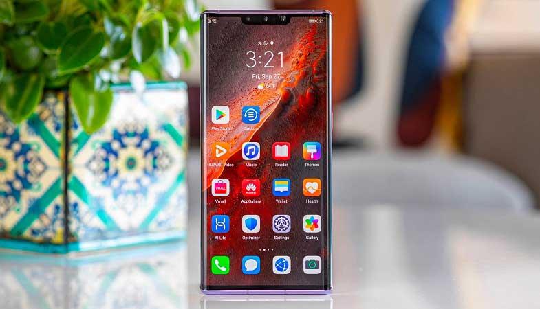 Huawei Mate 30 Pro için dev güncelleme!