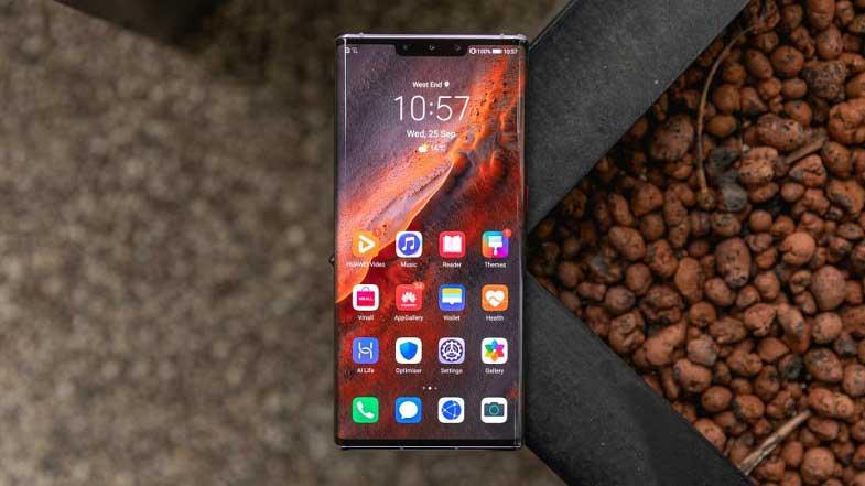 Huawei Mate 30 Pro temalarını indirip kurun!