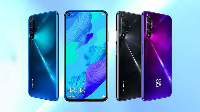 Huawei Nova 5T Avrupa fiyatı ve çıkış tarihi belli oldu