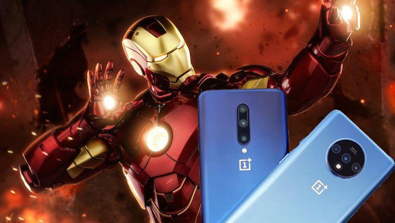 Iron Man OnePlus 7T Pro ile karşımızda! Reklam bomba