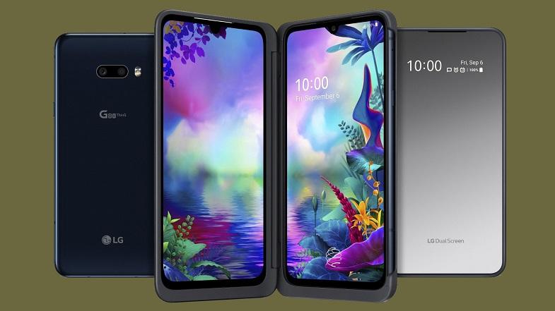 LG G8X ThinQ ikinci ekranı ve fiyatı ile karşımızda