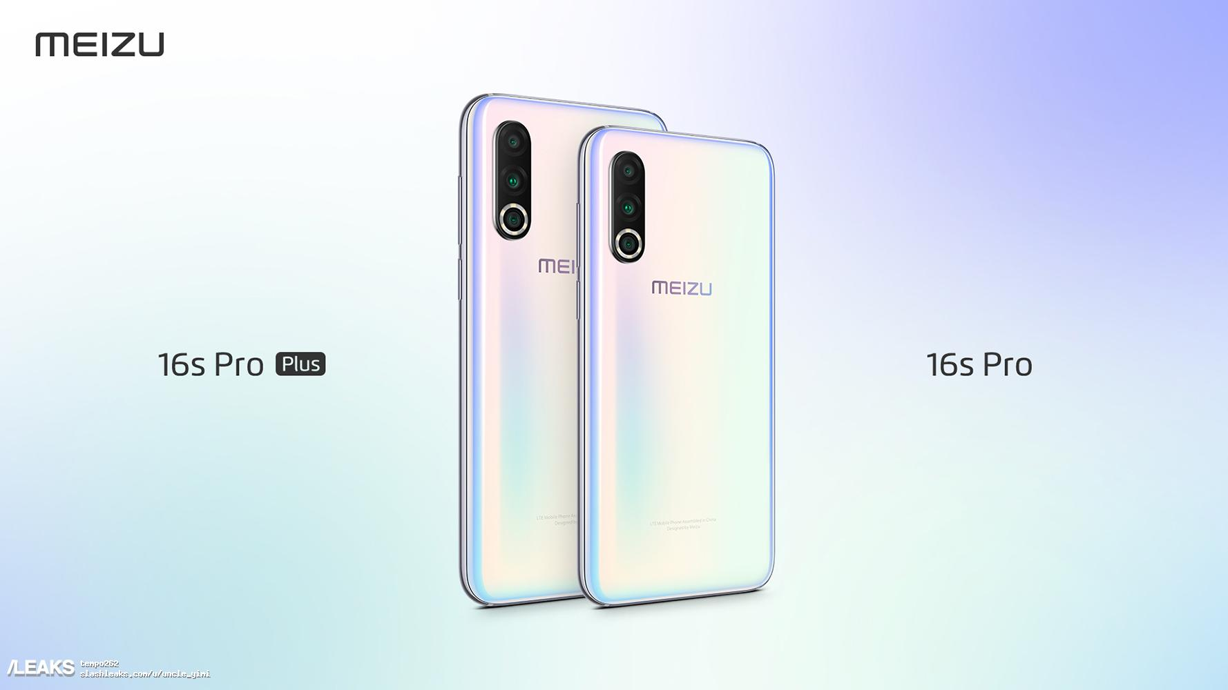 Meizu 16S Pro Plus önce sevindirdi sonra üzdü