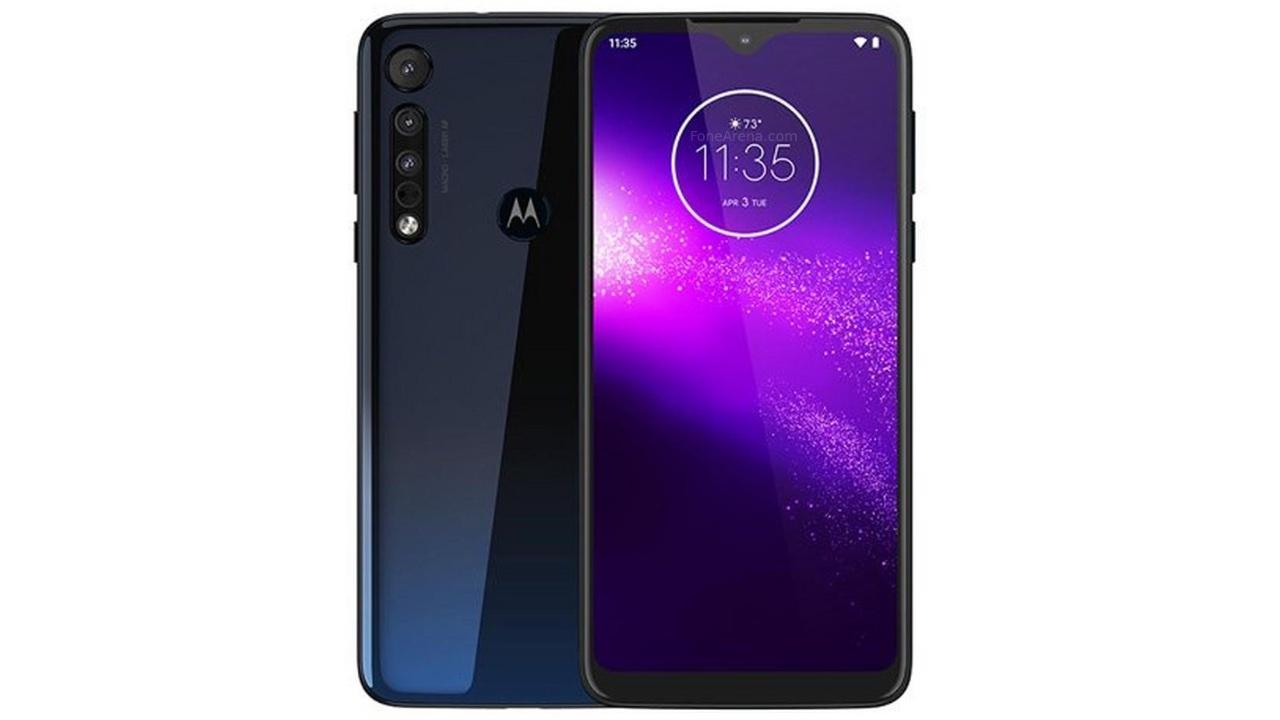 Motorola One Macro özellikleri sızdı!