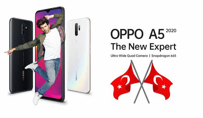 OPPO A5 2020 Türkiye pazarında satışa sunuldu! Fiyat çok agresif