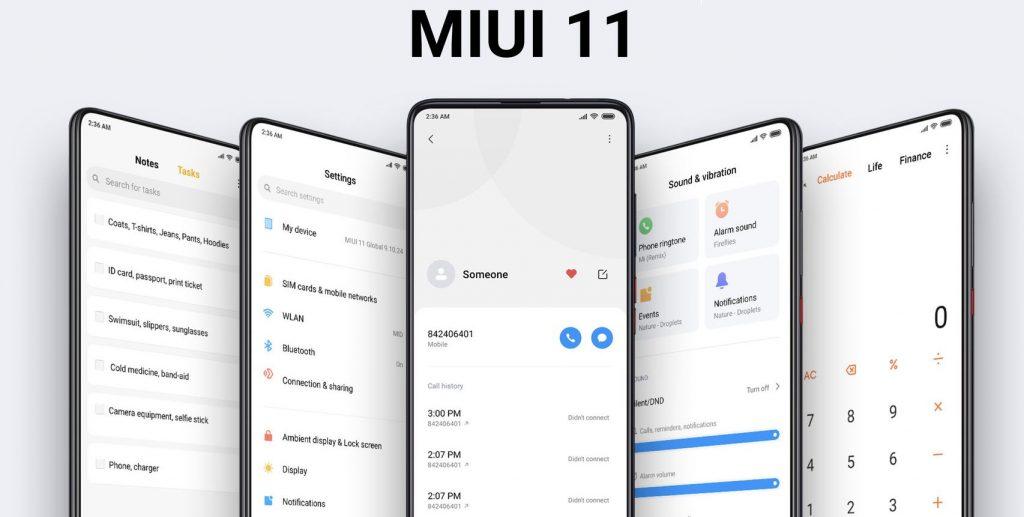 Xiaomi sevindirdi! Ve Redmi Note 7 Pro MIUI 11 güncellemesi başladı