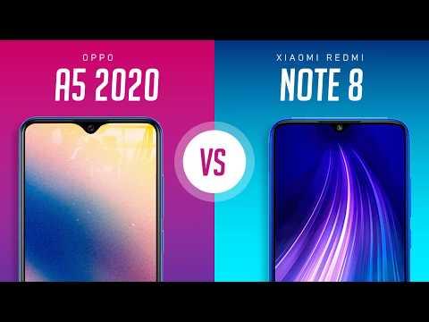 Redmi Note 8 ve OPPO A5 2020 özellik / fiyat karşılaştırma
