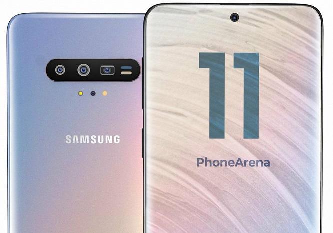 Samsung Galaxy S11 ilk defa canlı görüntülendi!