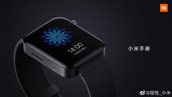 Apple Watch çakması Xiaomi Mi Watch kanlı canlı karşımızda!