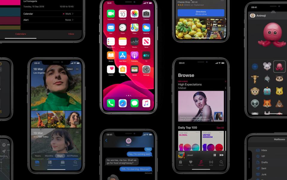 Apple güncellemeye doymuyor! iOS 13.1.3 güncellemesi çıktı!
