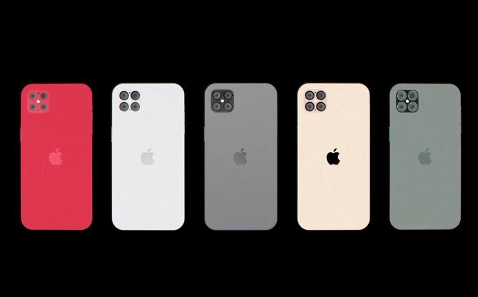 iPhone 12 tasarım özellikleri ortaya çıktı! iPhone 4'çüler burada mı?