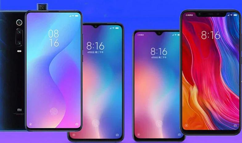 Xiaomi Mi 9T, Mi9 SE ve Mi 8 için yeni güncellemeler