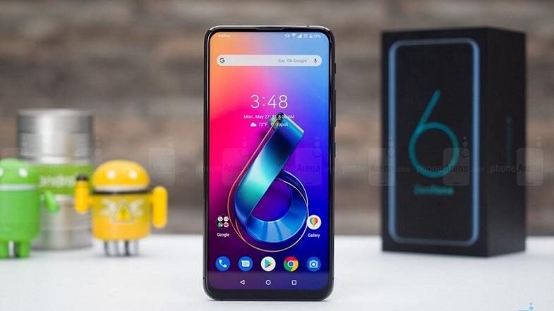 Asus ZenFone 6  Android 10 güncellemesi başladı