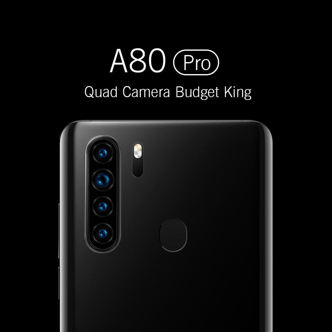 Bütçe dostu Blackview A80 Pro gümbür gümbür geliyor