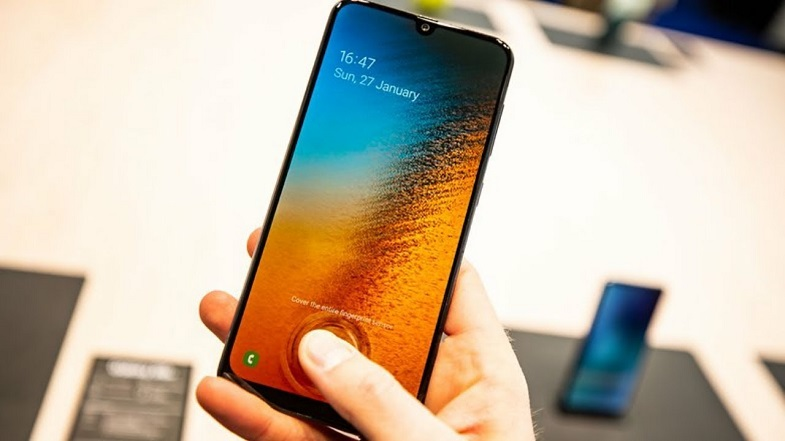 Samsung Galaxy A50'de parmak izi sorunu mu yaşıyorsunuz?