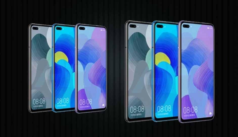 Galaxy S10 Plus çakması Huawei Nova 6 yeni rengi ile karşımızda