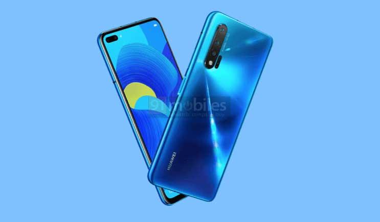 Huawei Nova 6 bu defa fiyatı ve özellikleriyle karşımızda