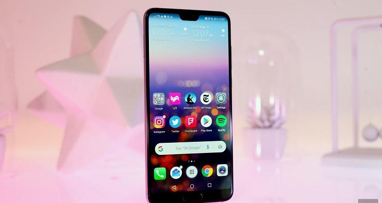 Huawei P20 Pro yeni bir güncelleme almaya başladı