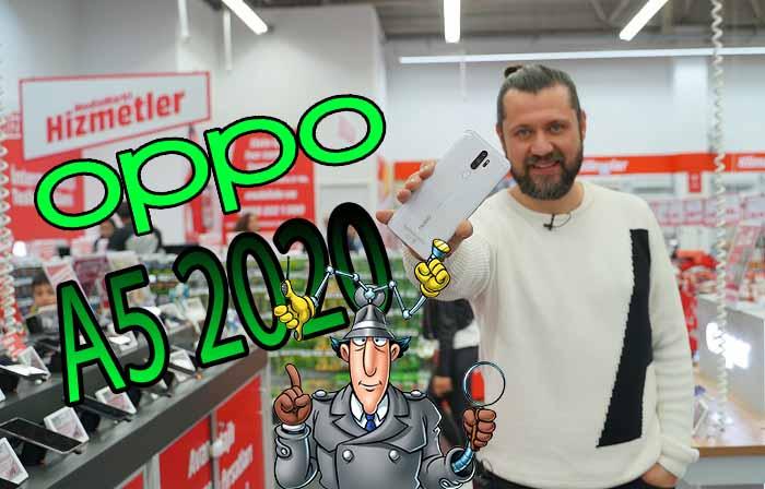 OPPO A5 2020 inceleme! Daha ucuz, daha hediyeli