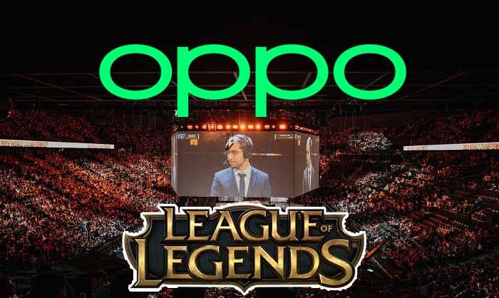 OPPO League of Legends oynayan gençlere alternatif ürünler sunuyor!