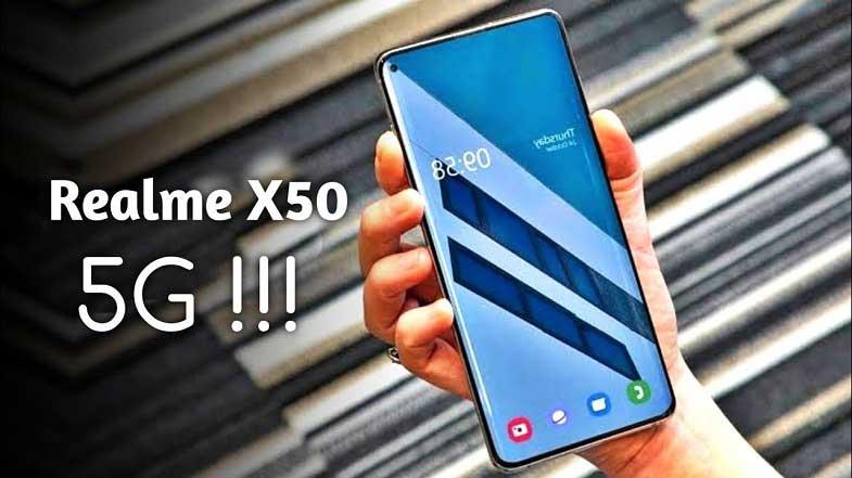 Realme X50 5G'nin özellikleri sızdı! İşte Xiaomi'yi korkutan telefon