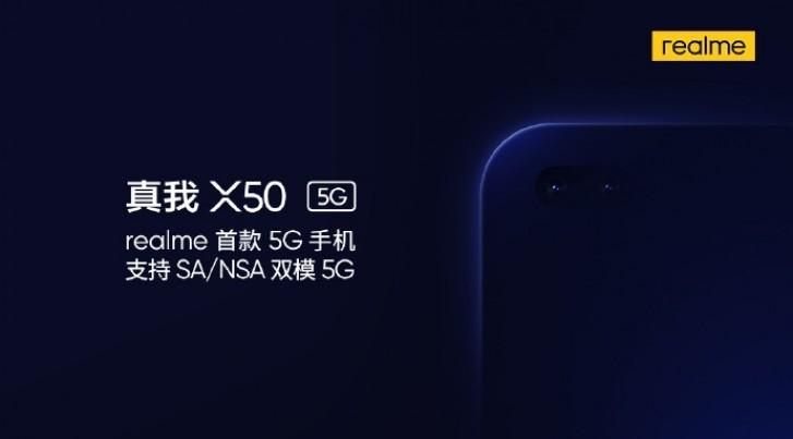 Realme X50 5G, Redmi K30'un en güçlü rakibi olacak