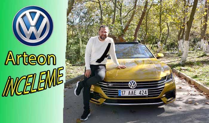 Volkswagen Arteon inceleme – En pahalı halk arabası